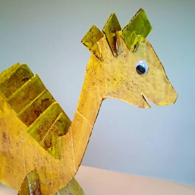 dinosaur, pappeske, den gode dinosaur