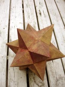 stjerne papp